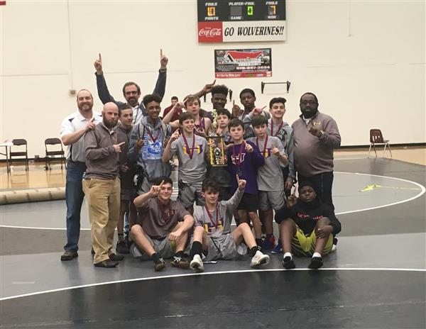 Traditional Wrestling Tournament Champs 2019!